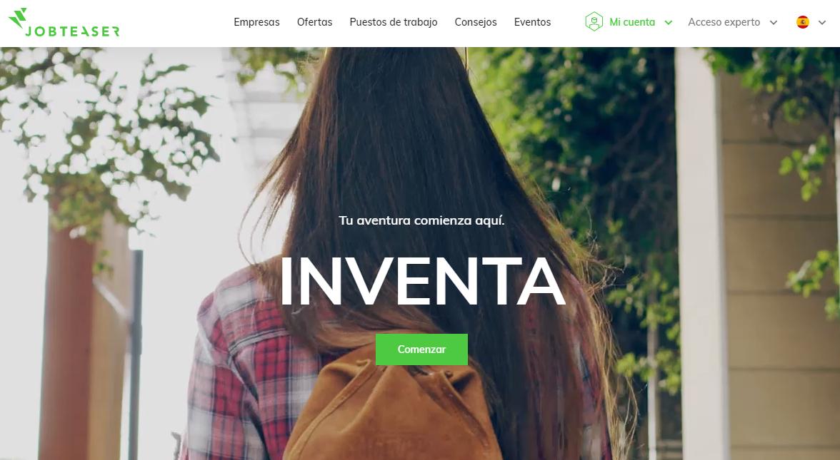 La startup para contratar jóvenes talentos JobTeaser levanta 50 millones de euros de financiación
