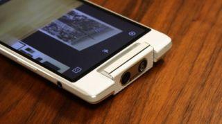 Oppo N3 kamerası ... çox əyilməyən bir telefon deyil.