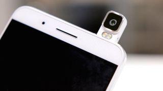 Huawei Shot X pop-up kamera gətirən ilk mobil telefonlardan biri idi