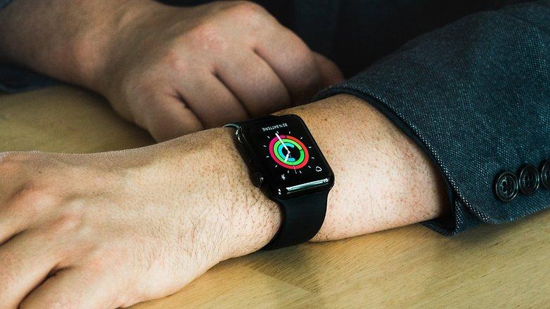 AndroidPIT apple watch smartwatch portátil 0390