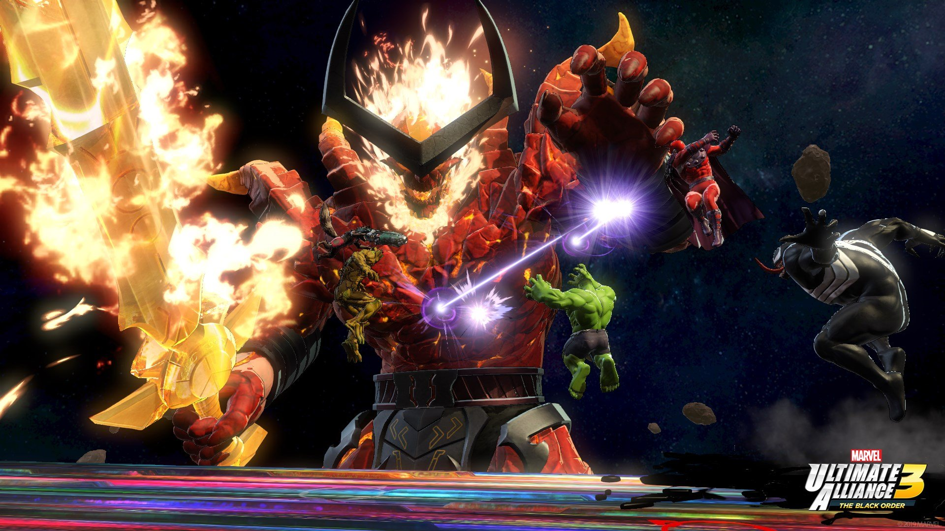 Marvel                Ultimate Alliance Review 3