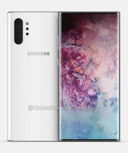 Suoritettu alkaen Galaxy Note                Kuvio 10 näyttää ääretön-O-näytön