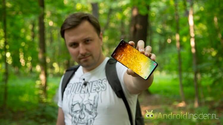 """Samsung Galaxy S10 - yaxşı, lakin çatışmazlıqlar ilə 15 """"width ="""" 750 """"height ="""" 422 """"class ="""" hizalanmamış ölçü-orta wp-image-198693"""