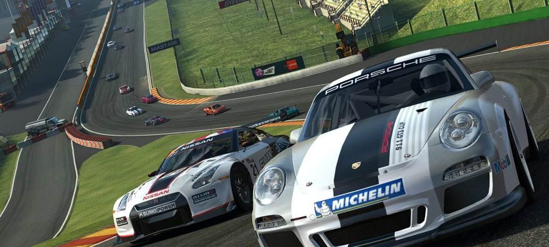 Real Racing Oyunu 3 HD