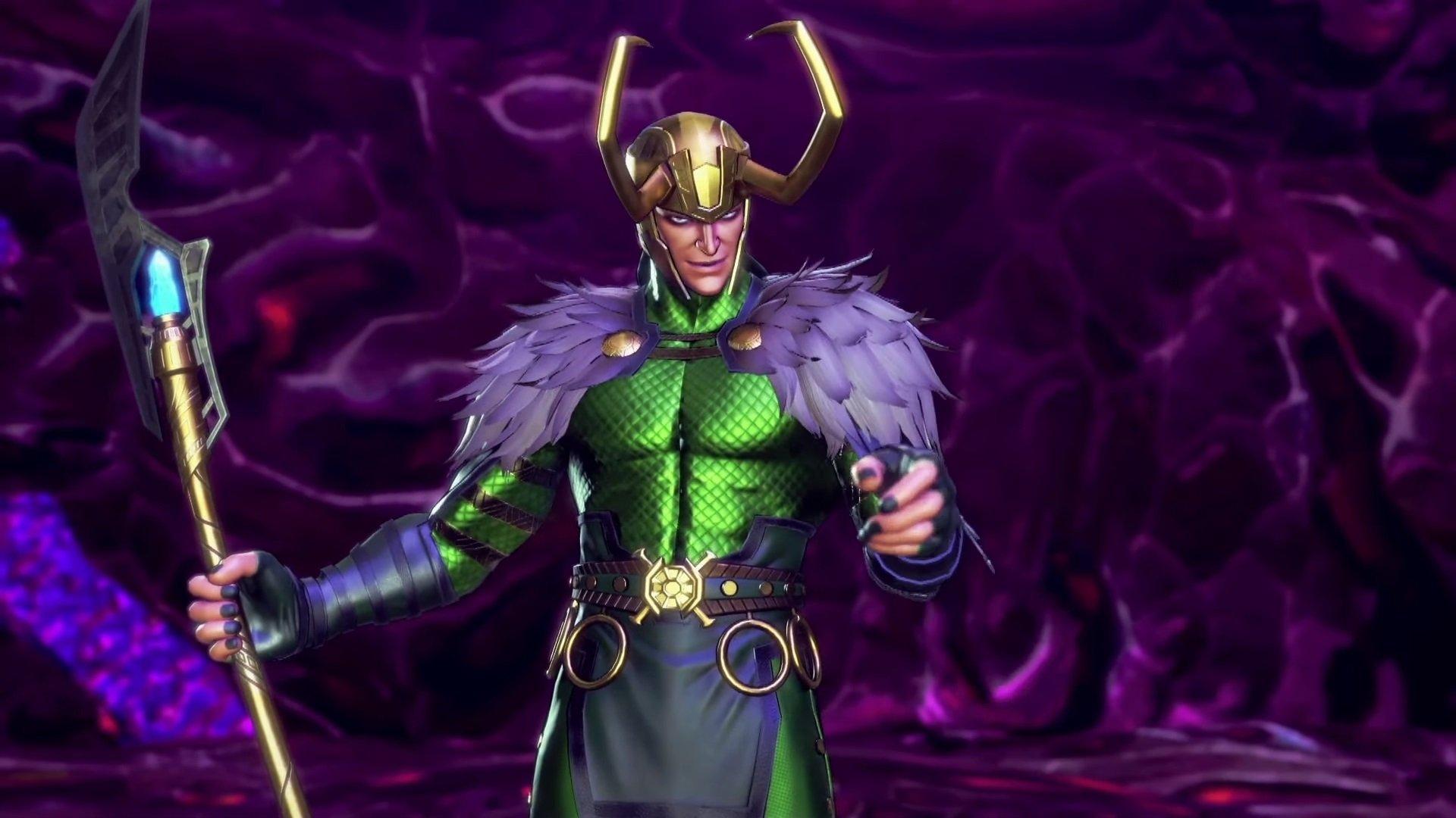Како да се отвори Loki Marvel Ultimate Alliance 3