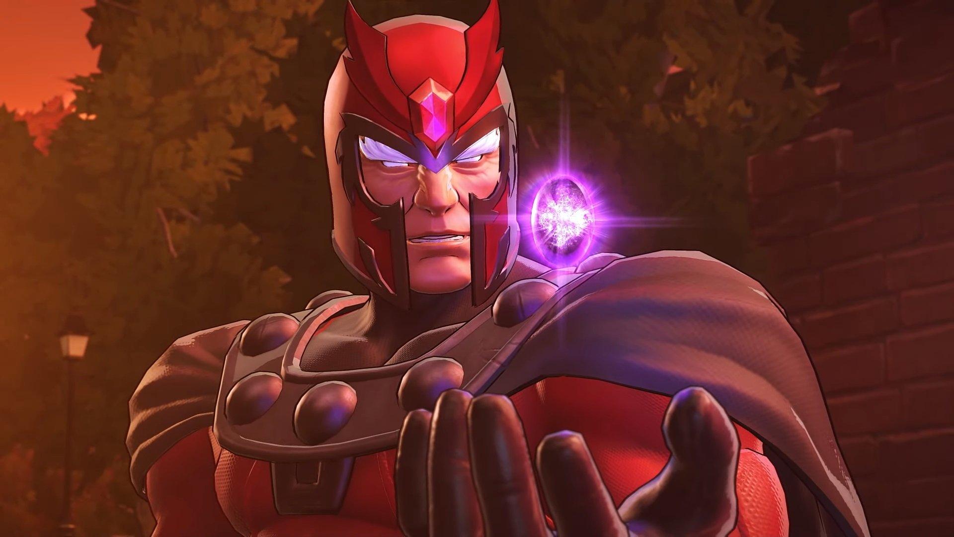Како да го отворите Магнето во Marvel Ultimate Alliance 3