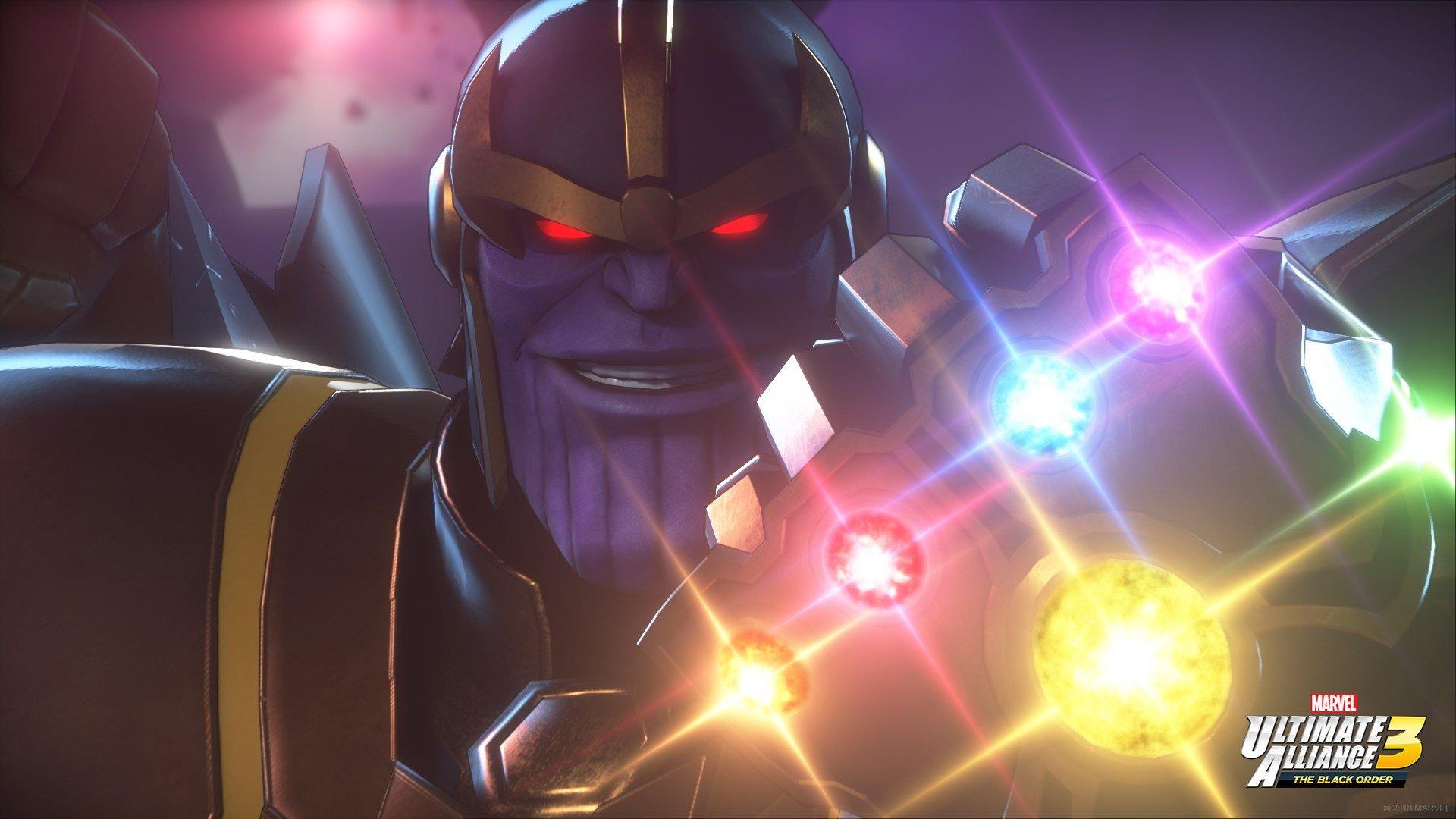 Како да го отклучите Танос во Marvel Ultimate Alliance 3