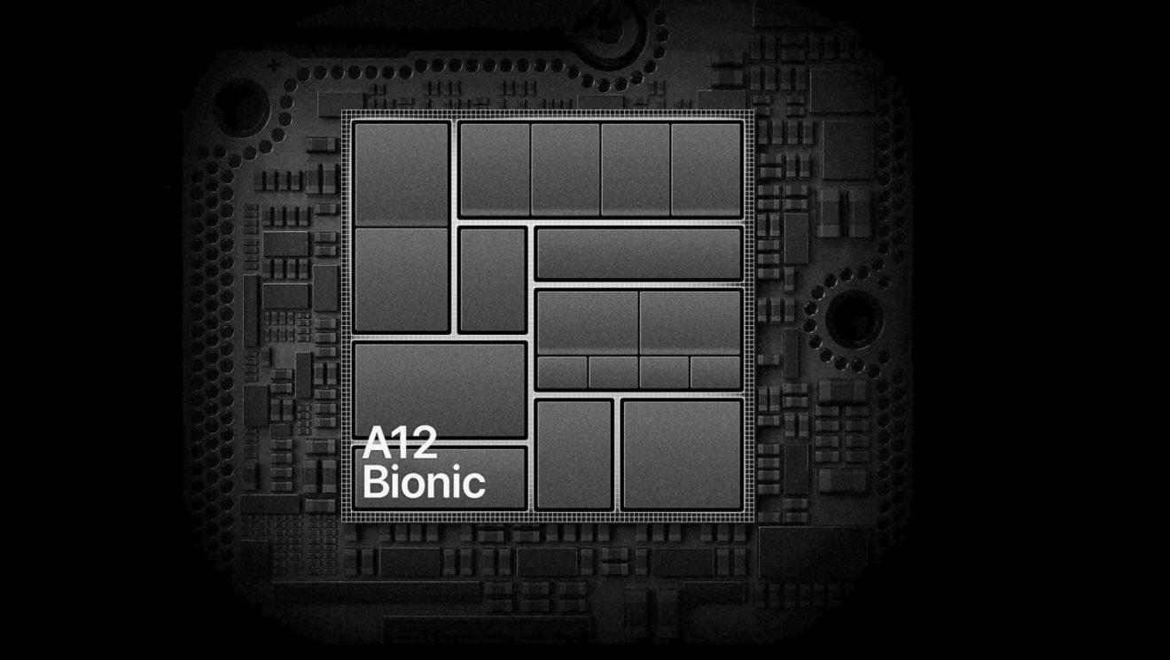 Bộ xử lý A12 Bionic, iPhone XS
