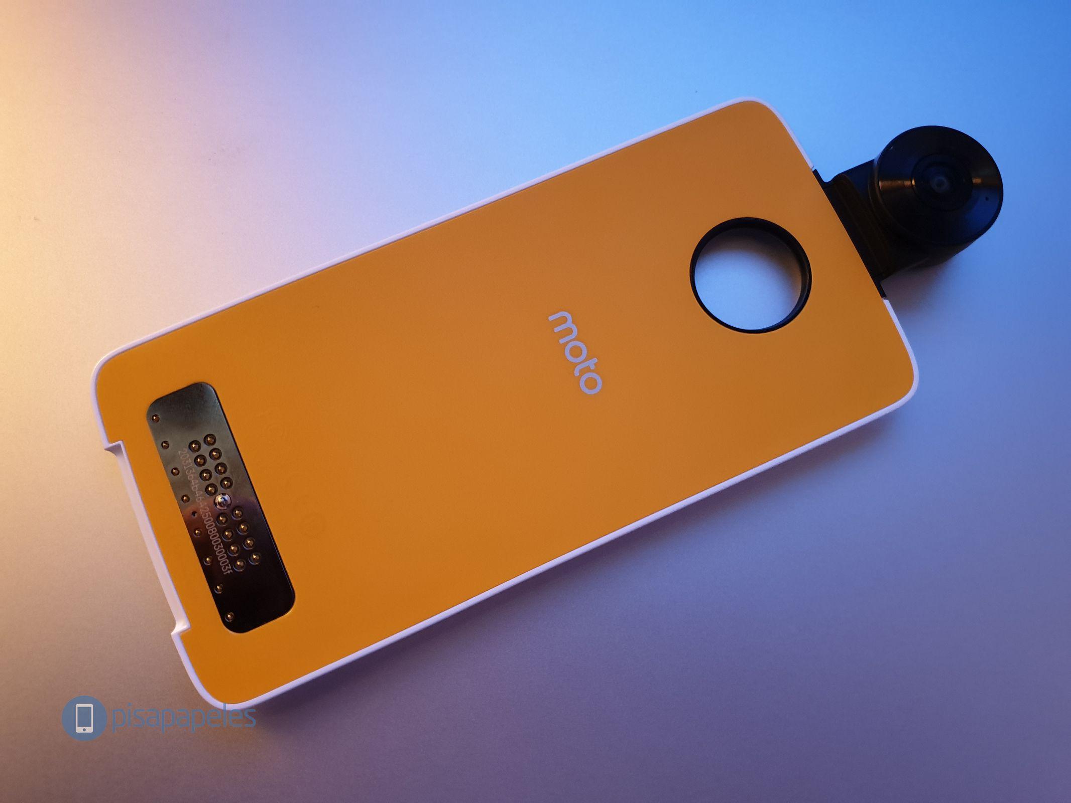 "Revise la cámara Polaroid Motorola Moto Mods 360 + Insta-Share 4""ancho ="" 2133 ""altura ="" 1600"
