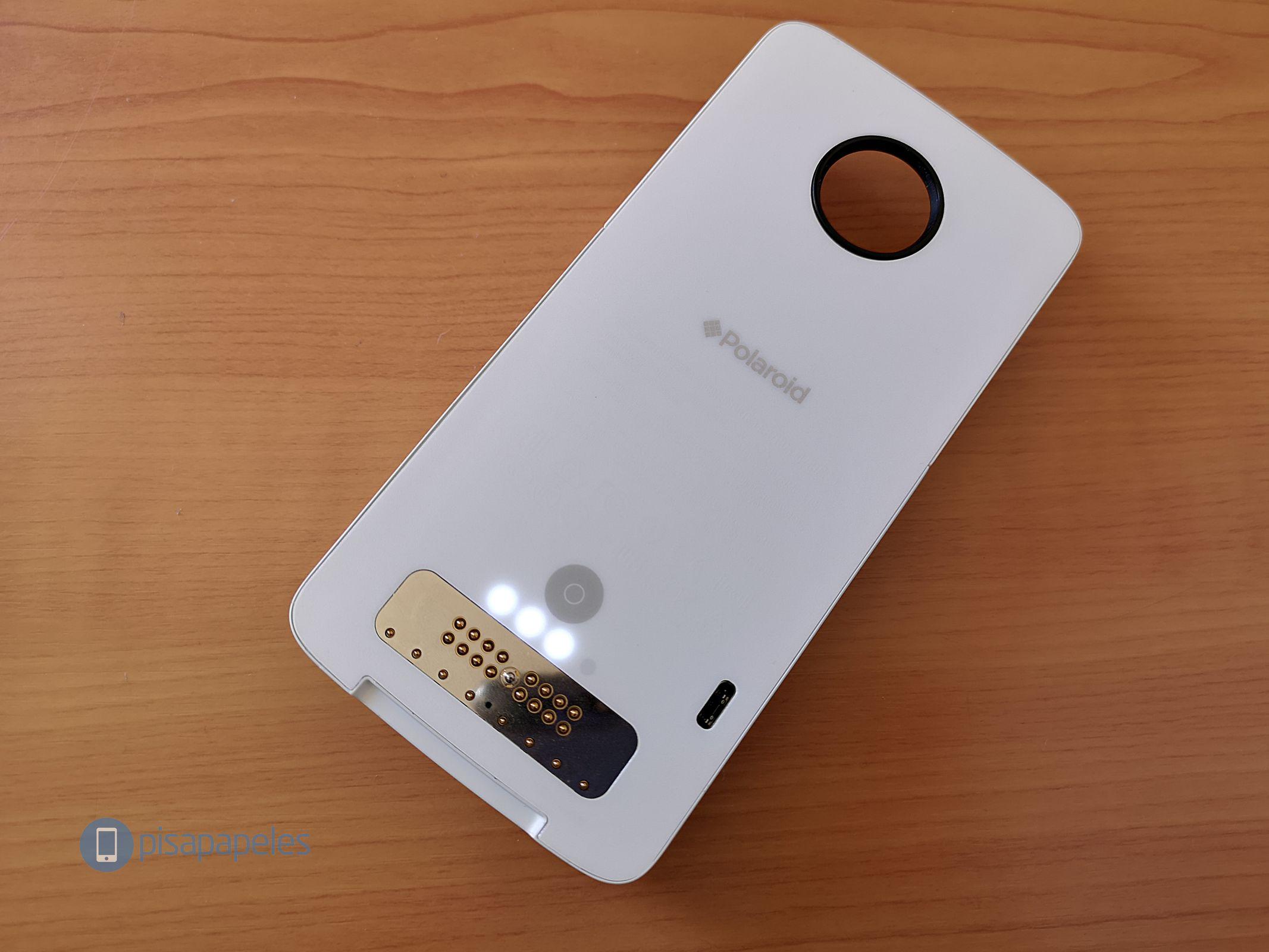 "Revise la cámara Polaroid Motorola Moto Mods 360 + Insta-Share 8""ancho ="" 2133 ""altura ="" 1600"