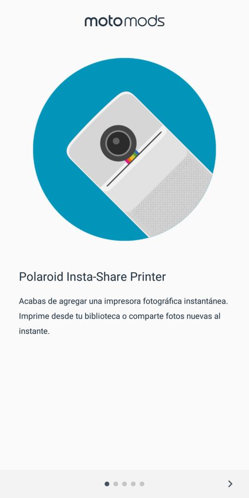 "Revise la cámara Polaroid Motorola Moto Mods 360 + Insta-Share 9""ancho ="" 512 ""altura ="" 1024"