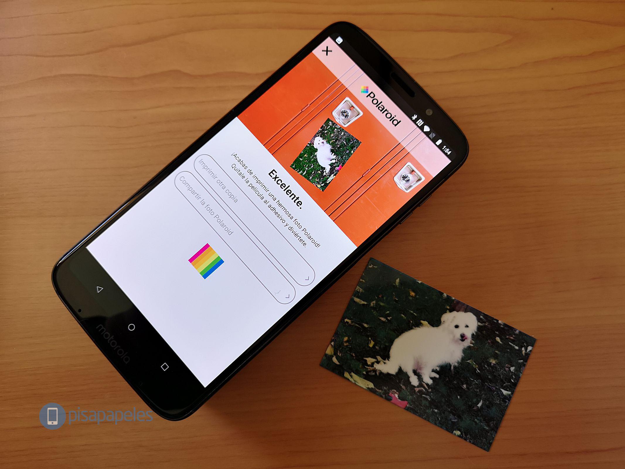 "Revise la cámara Polaroid Motorola Moto Mods 360 + Insta-Share 15""ancho ="" 2133 ""altura ="" 1600"
