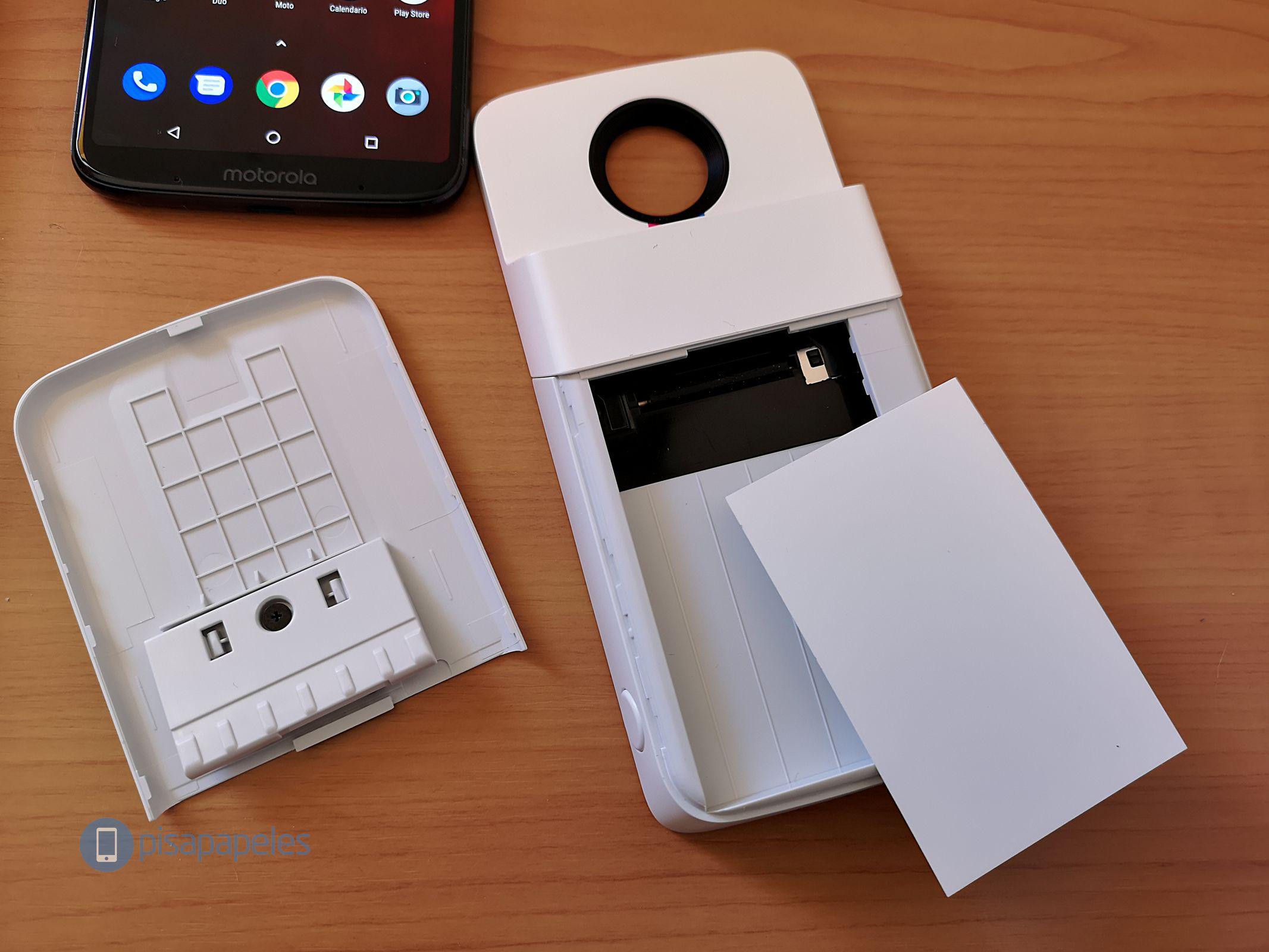 "Revise la cámara Polaroid Motorola Moto Mods 360 + Insta-Share 16""ancho ="" 2133 ""altura ="" 1600"