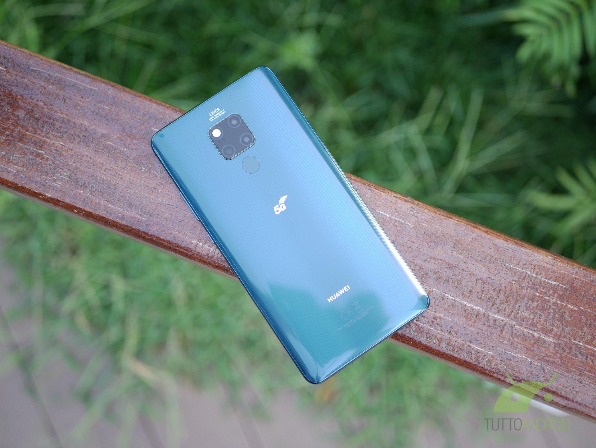 Преглед на Huawei Mate 20 X 5G: како Mate 20 Pro, но поголем и со 5G 3