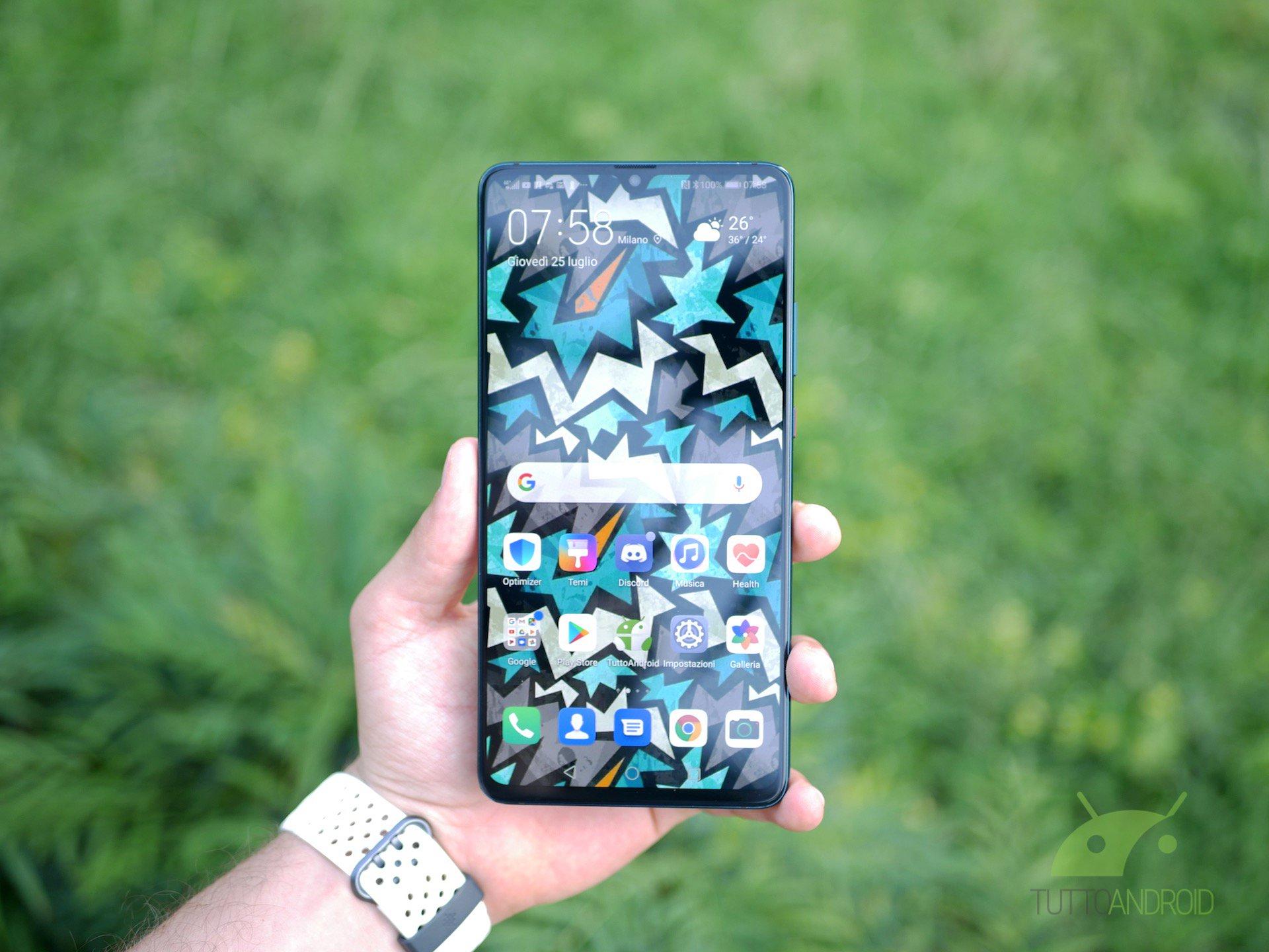 Преглед на Huawei Mate 20 X 5G: како Mate 20 Pro, но поголем и со 5G 4