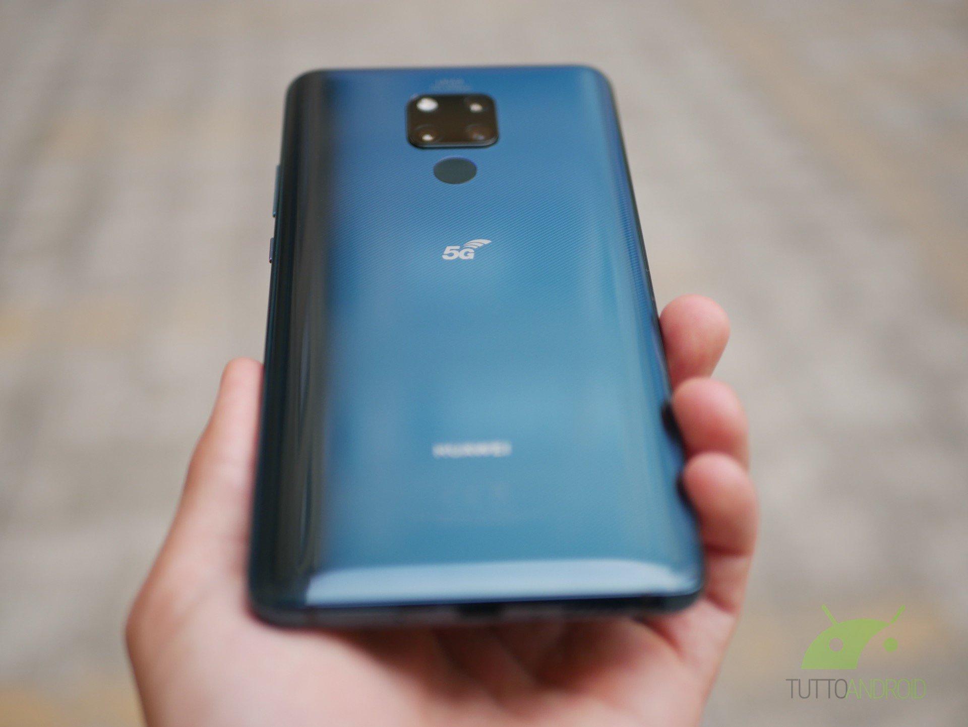 Преглед на Huawei Mate 20 X 5G: како Mate 20 Pro, но поголем и со 5G 5