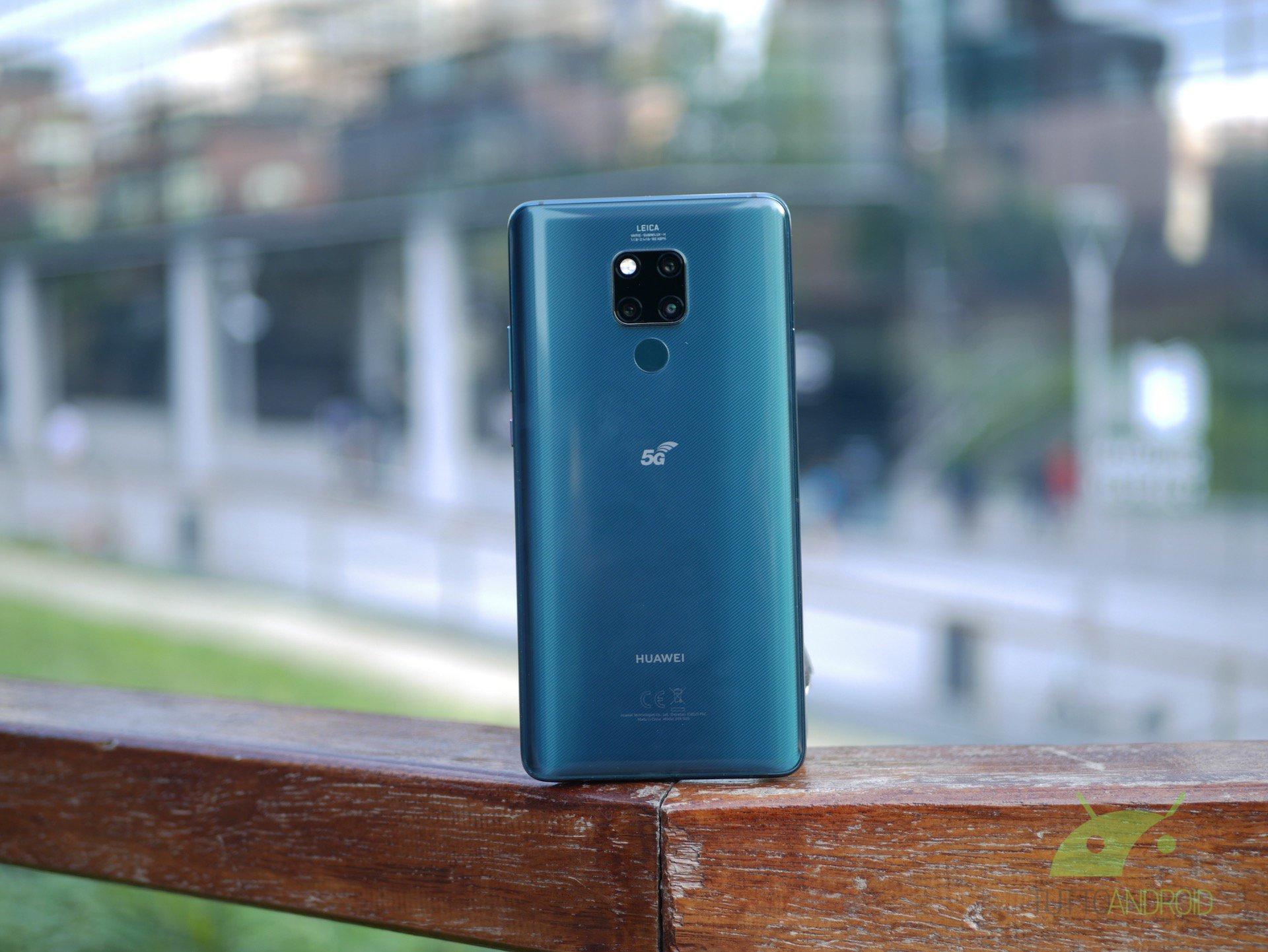 Преглед на Huawei Mate 20 X 5G: како Mate 20 Pro, но поголем и со 5G 6