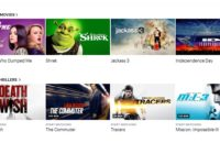 Películas de acción en Hulu