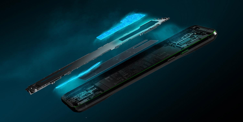 Black Shark 2 Pro resmi: Snapdragon 855 Plus, pendingin cair dan RAM 12GB 2