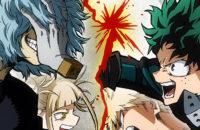 Carátula para My Hero Academia, uno de los mejores animes de Hulu
