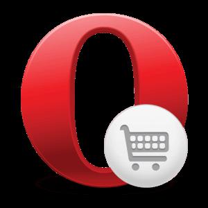 Opera Mobile Mağazasının loqotipi