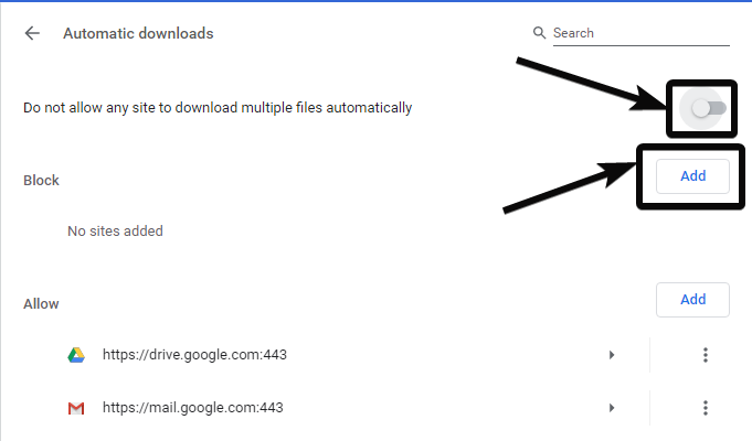 ???? ▷ How to enable multiple file downloads in Chrome browser » ✅