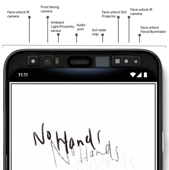 Pixel Gerüchte Auflösung 4: Erscheinungsdatum, Preis, Funktionen und mehr 3