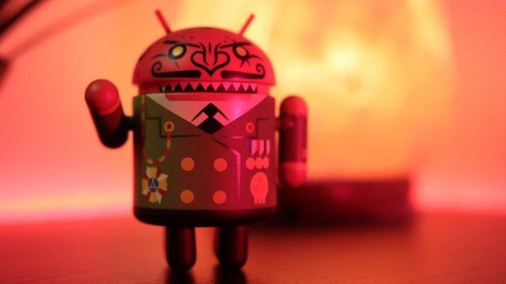 Мобилен уред за откуп на софтвер Malware