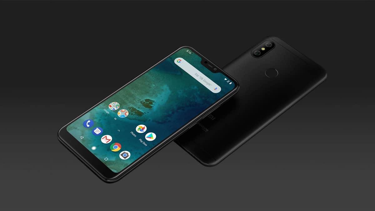 Android One Xiaomi -sarja: Mi A3 ja Mi A3 Lite, jossa on kaksi takakameraa, julkaistaan pian 1