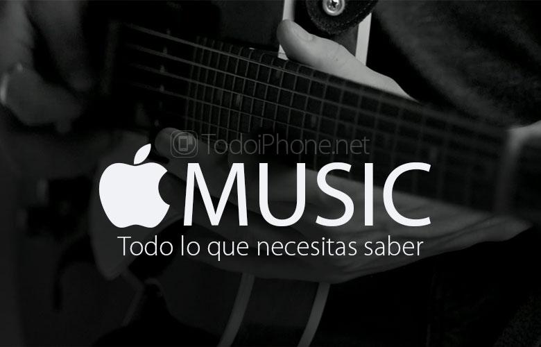 Apple  Música, todo lo que necesitas saber 2