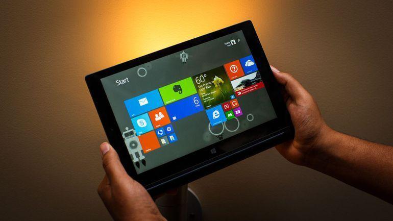 Bagaimana cara membuka kunci tablet? 2
