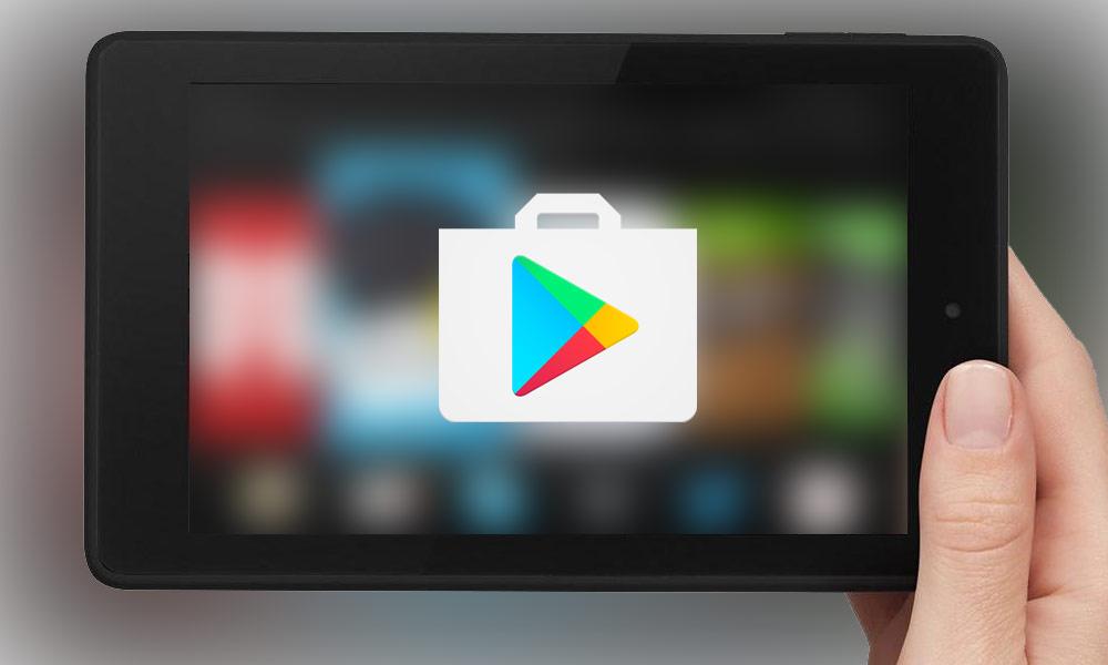 Cara Memasang Google Play di Kindle Tablet Api Tanpa Rooting 1