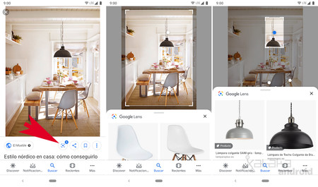 Google Lens Search Images