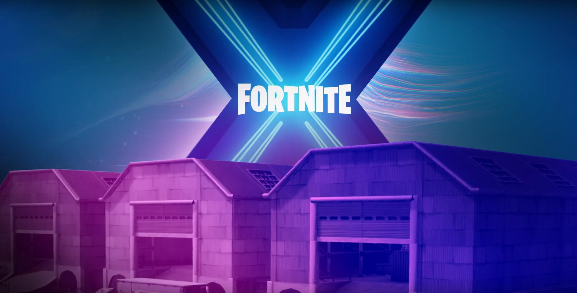 Fortnite  Season 10 Teaser 1 - Dusty Depot