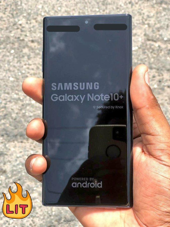 Одлично бегство: ова е Galaxy Note 10+ 1