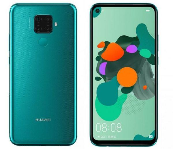 Das offizielle Huawei Nova 5i Pro: Es wird Mate 30 Lite 1