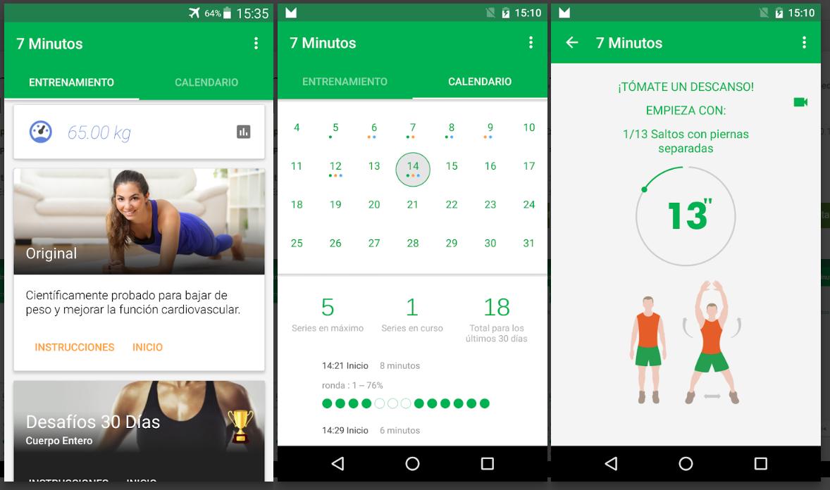 Не чекајте за септември: оваа апликација ви помага да добиете фитнес дома 1