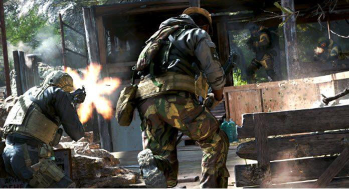Karakter 'Call of Duty' baru akan menunjukkan waktu nyata di jam tangan mereka 1