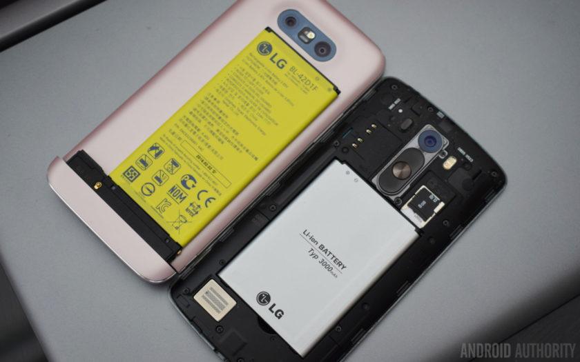 """Pil LG G5 ve LG G4'ten çıkarılabilir """"genişlik ="""" 840 """"yükseklik ="""" 525"""