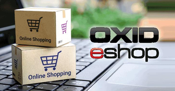 ECommerce OXID eShop