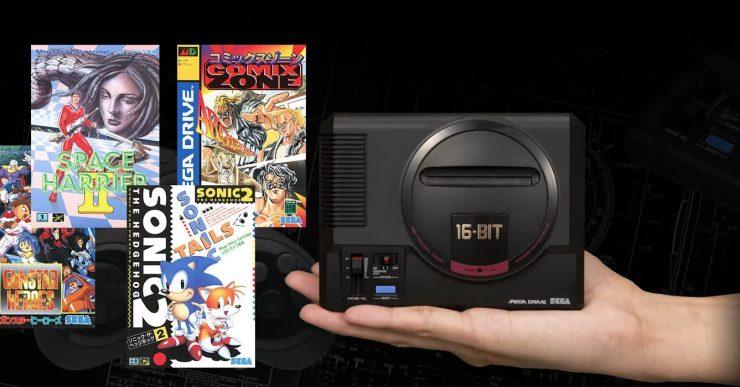 SEGA Mega Drive Mini bị trì hoãn ở châu Âu, cuối cùng sẽ đến vào tháng 10 2