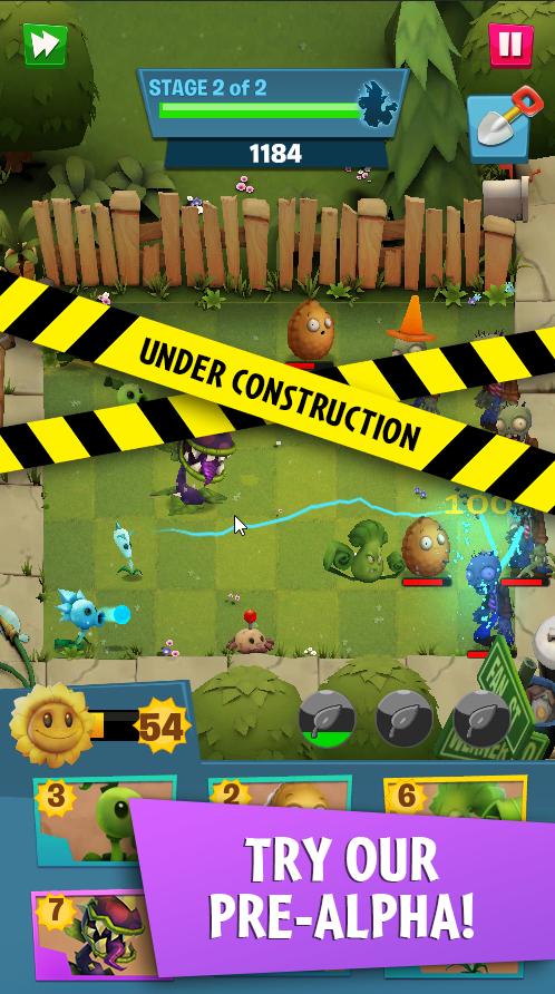 Zombies vs Bitkilər 3 real və indi əvvəlcədən alfa 2