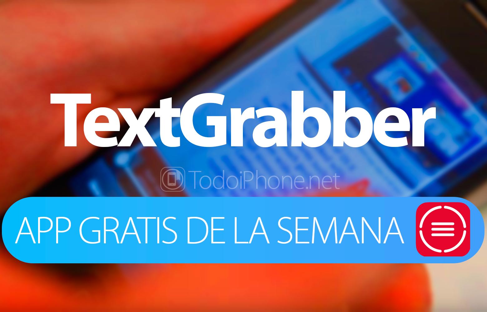 TextGrabber - Ứng dụng iTunes tuần này 2