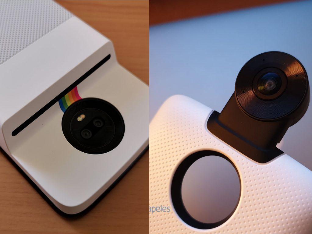 Revise la cámara Polaroid Motorola Moto Mods 360 + Insta-Share 1