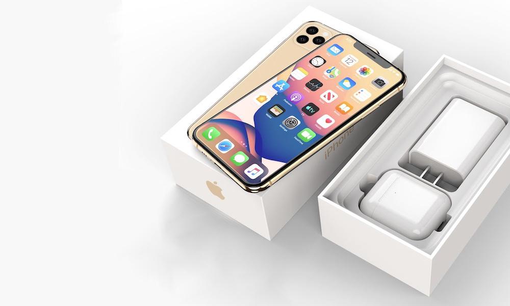 """""""High Level Exec"""" təsdiqləyir ki, iPhone 2019 yeni bir aksesuarla gələcək ... 1"""