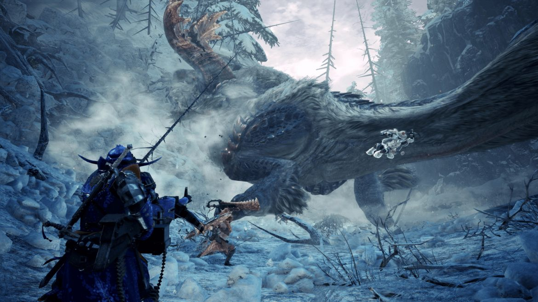 Monster Hunter World: Iceborne akan tiba di PC pada Januari 2020 - Screenshot Baru dan Video Gameplay dari 'Acidic Glavenus'