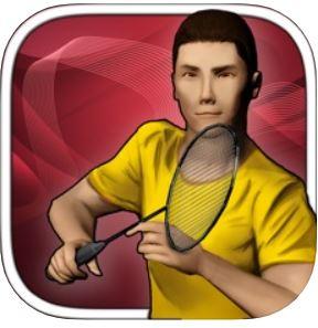 Најдобрата игра за iPhone Бадминтон