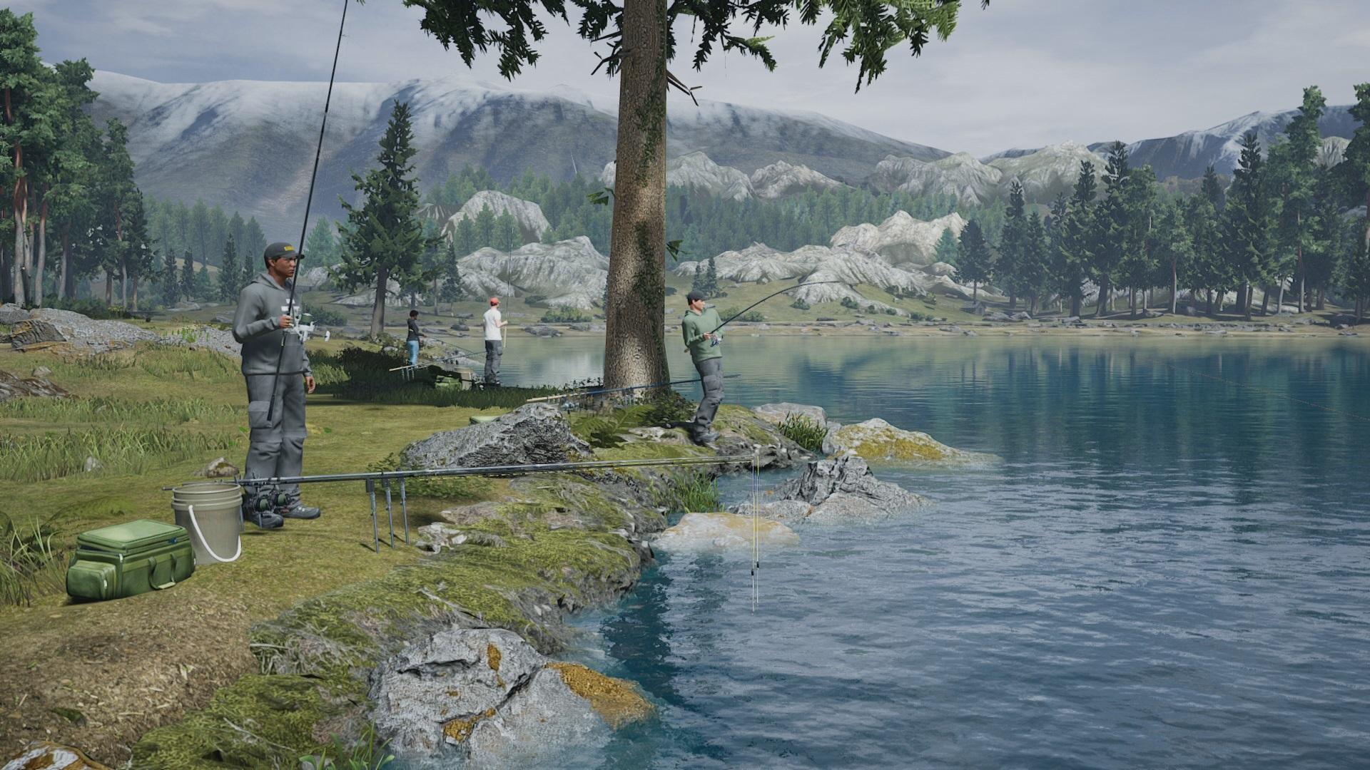 Играта Fishing Sim World понуди огромно ажурирање!  1
