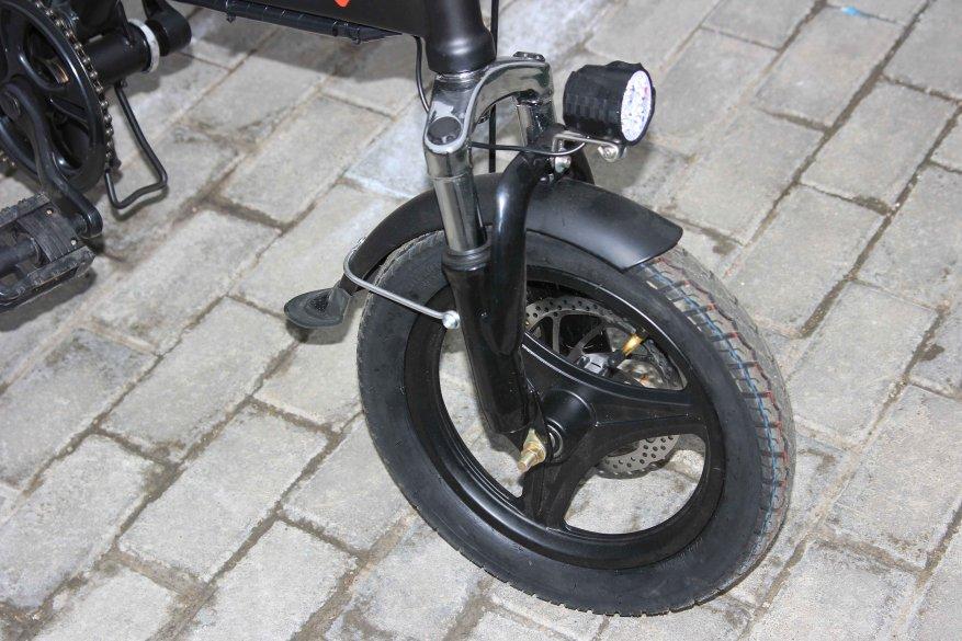 Sepeda listrik kota Iconbit E-Bike K202 5