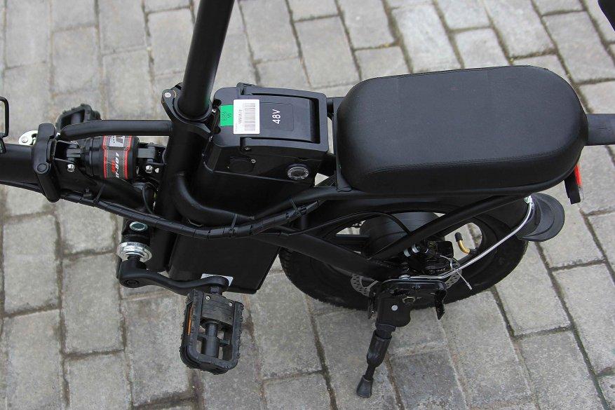 Sepeda listrik kota Iconbit E-Bike K202 7
